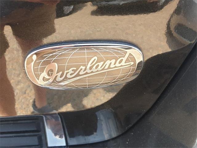 2014  Jeep Grand Cherokee Overland WK Wagon