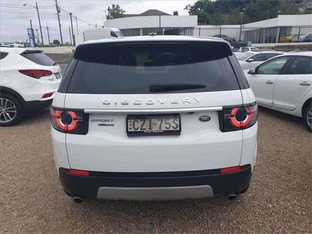 2015  Land Rover Discovery Sport SD4 L550 Wagon