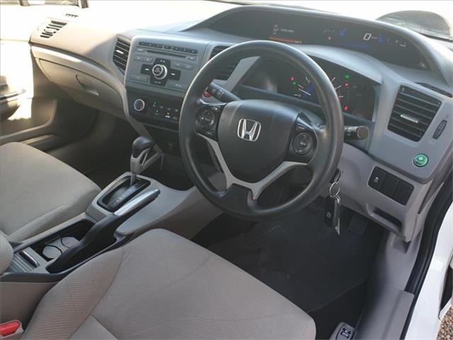 2012  Honda Civic VTi 9th Gen Ser II Sedan