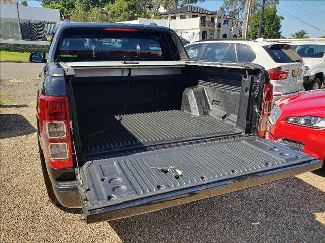 2015  Ford Ranger Wildtrak PX MkII Utility