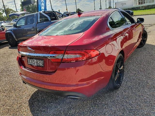 2014  Jaguar XF Luxury X250 Sedan