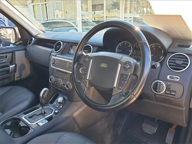 2010  Land Rover Discovery 4 TdV6 Series 4 Wagon