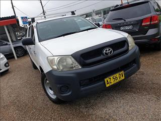 2008  Toyota Hilux Workmate TGN16R Utility