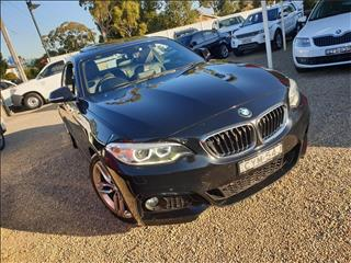 2015  BMW 2 Series 220d F22 Coupe