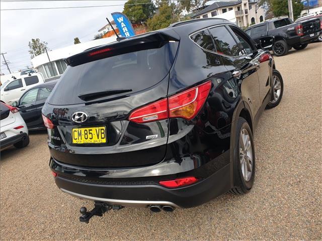2013  Hyundai Santa Fe Elite DM Wagon