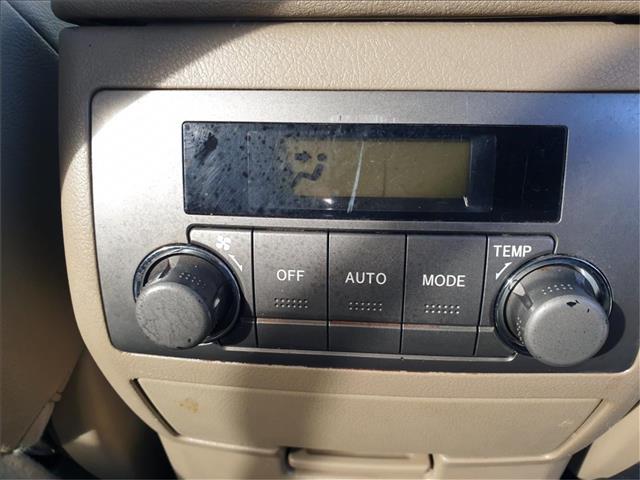 2009  Toyota Kluger Grande GSU40R Wagon
