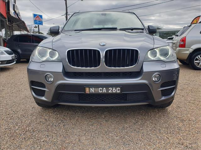 2012  BMW X5 xDrive30d E70 Wagon