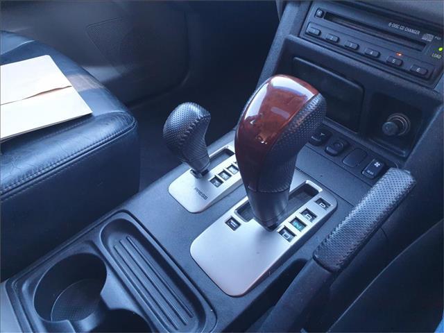 2003  Mitsubishi Pajero Exceed NP Wagon