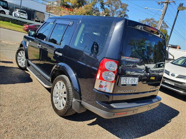 2011  Land Rover Discovery 4 SDV6 Series 4 Wagon