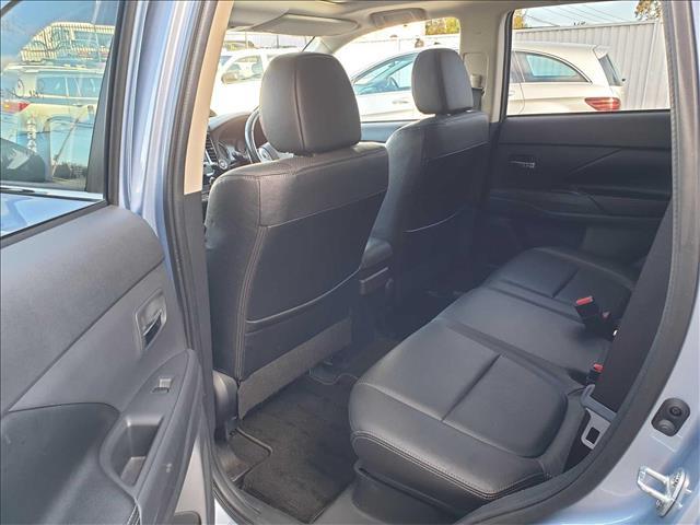 2014  Mitsubishi Outlander PHEV ZJ Wagon