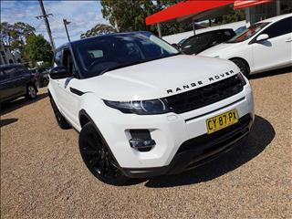 2014  Land Rover Range Rover Evoque SD4 L538 Wagon