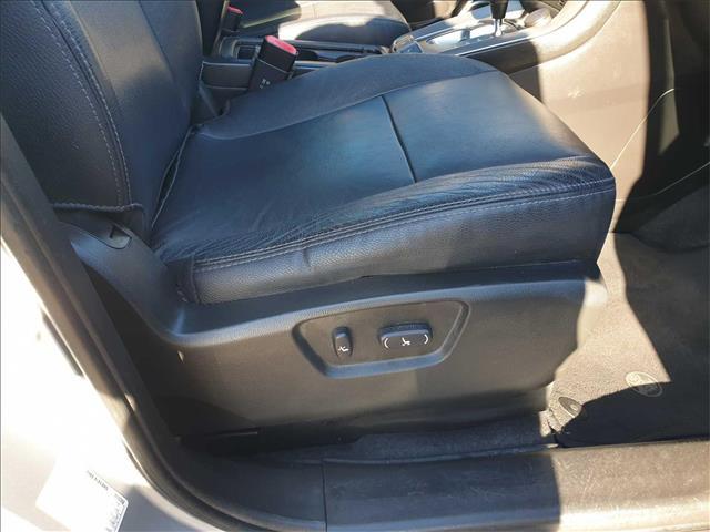 2012  Holden Captiva 7 CG Series II Wagon