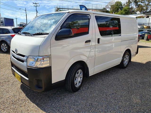 2015  Toyota Hiace  TRH201R Van