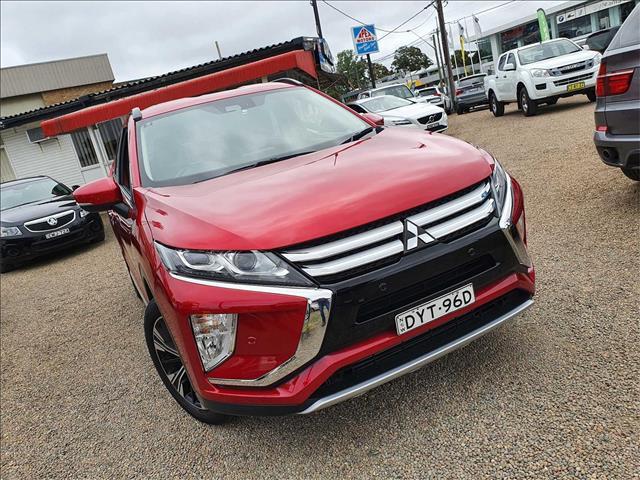 2018  Mitsubishi Eclipse Cross LS YA Wagon