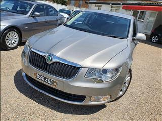 2011  SKODA Superb Ambition 3T Sedan