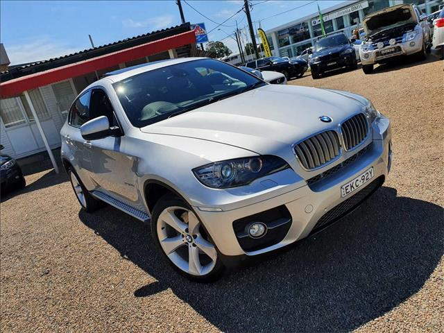 2010  BMW X6 xDrive40d E71 Wagon