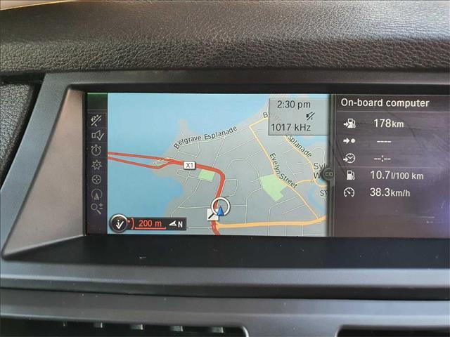 2010  BMW X6 xDrive40d E71 Wagon