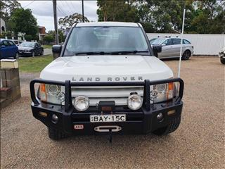 2007  Land Rover Discovery 3 HSE Series 3 Wagon