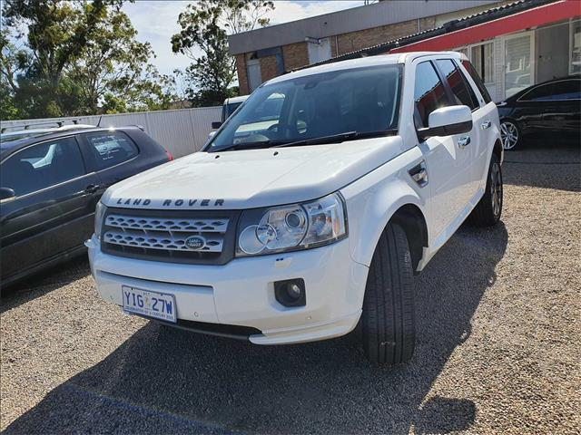 2010  Land Rover Freelander 2 SD4 LF Wagon