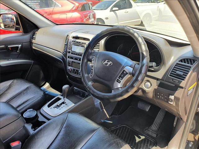 2009  Hyundai Santa Fe Highlander CM Wagon