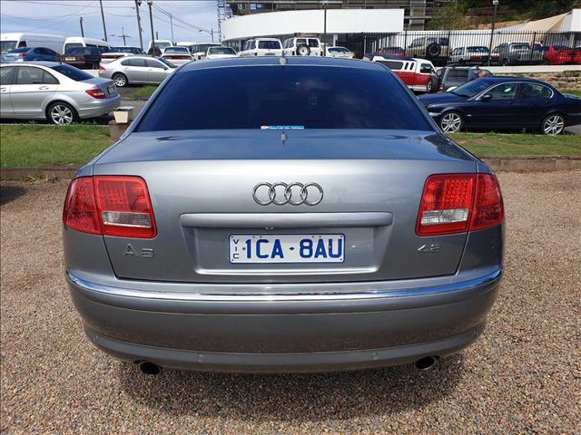 2007  Audi A8 L D3 Sedan