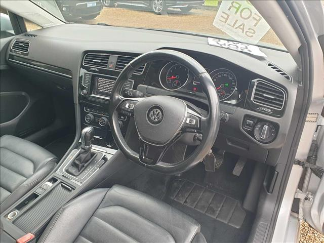 2014  Volkswagen Golf 103TSI VII Hatchback