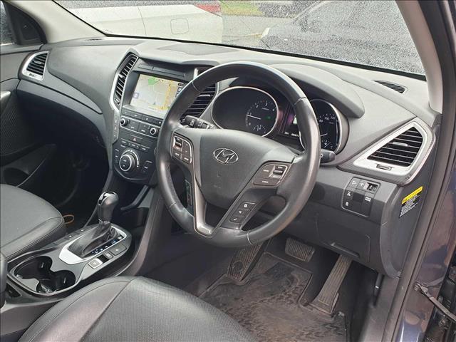 2016  Hyundai Santa Fe Elite DM3 Wagon