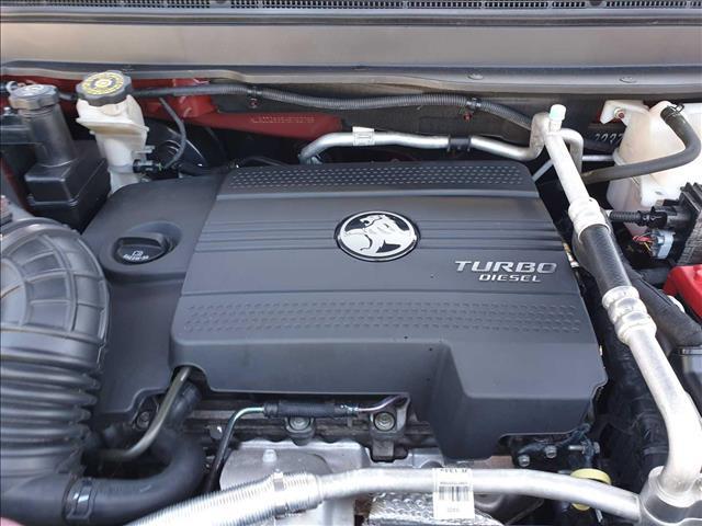 2017  Holden Captiva LTZ CG Wagon