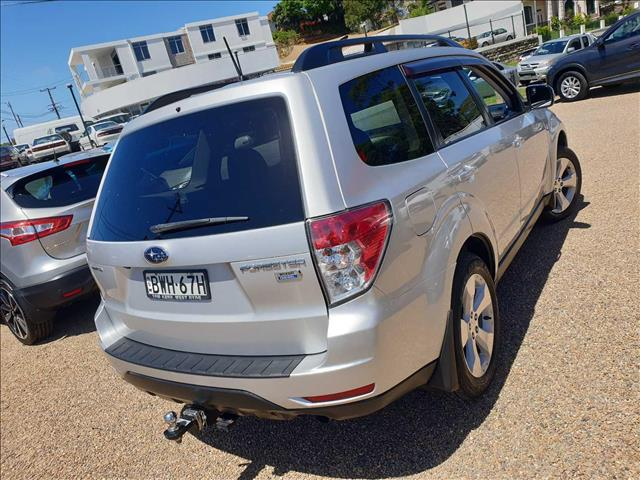 2011  Subaru Forester 2.0D S3 Wagon