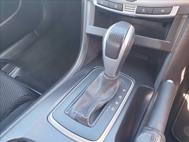 2013  Ford Falcon XR6 FG MkII Sedan