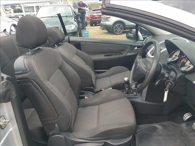 2008  Peugeot 207 CC A7 Cabriolet