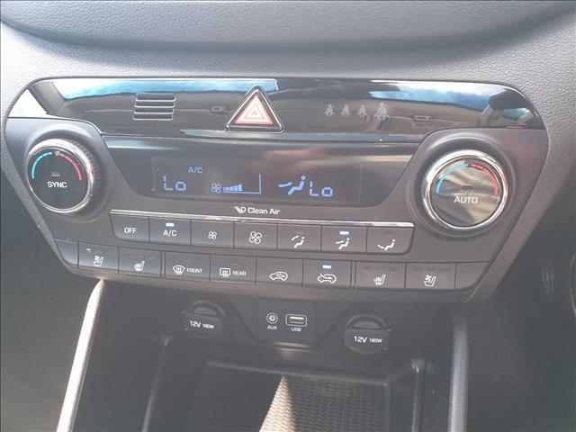 2016  Hyundai Tucson Highlander TLe Wagon