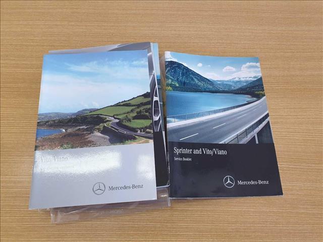 2014  Mercedes-Benz Vito 113CDI 639 Van