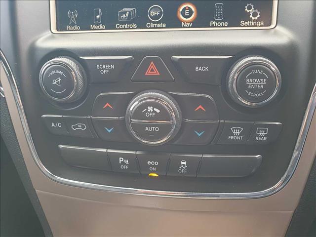 2015  Jeep Grand Cherokee Limited WK Wagon