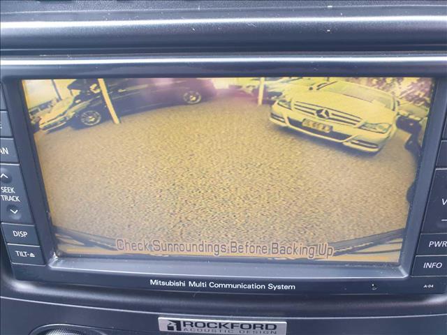 2010  Mitsubishi Pajero Platinum NT Wagon