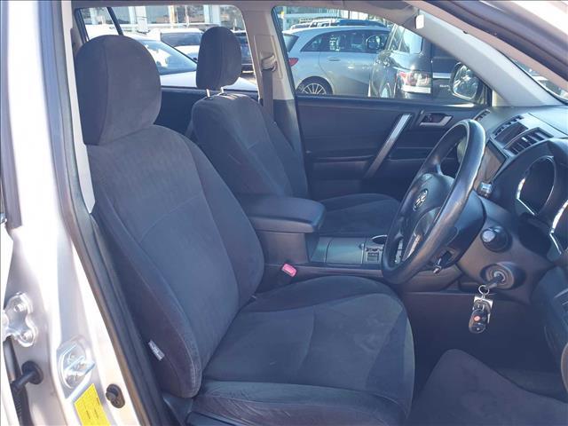 2008  Toyota Kluger KX-R GSU40R Wagon