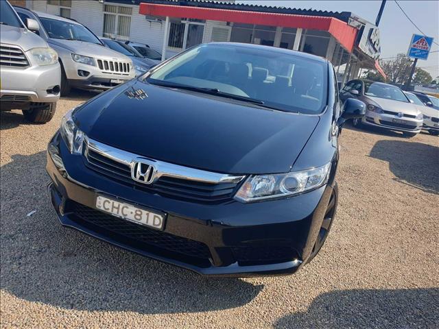 2012  Honda Civic VTi 9th Gen Ser II Sedan
