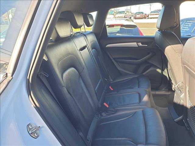 2016  Audi Q5 TFSI 8R Wagon