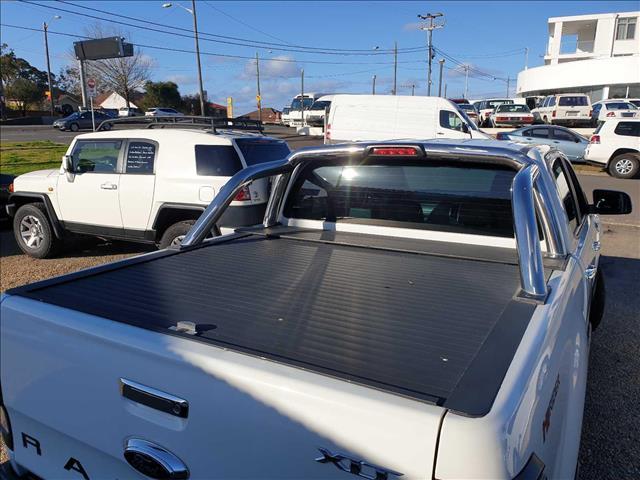 2016  Ford Ranger XLT PX MkII Utility