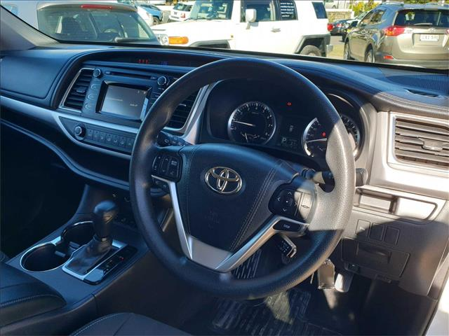 2016  Toyota Kluger GX GSU55R Wagon