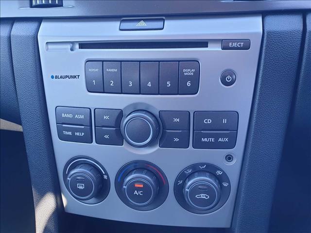 2010  Holden Commodore International VE Sedan