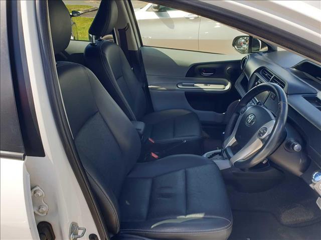 2013  Toyota Prius C i-Tech NHP10R Hatchback