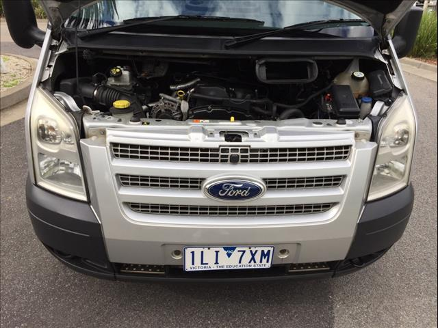 2013 FORD TRANSIT HIGH (LWB) VM MY12 UPDATE VAN