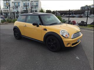 2007 MINI COOPER R56 2D HATCHBACK