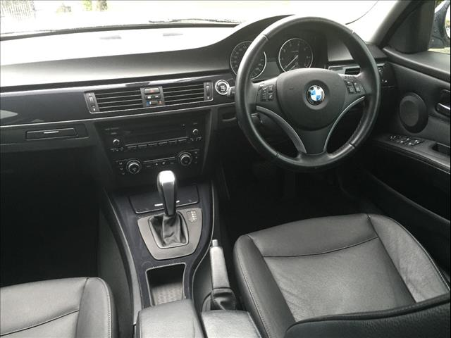 2010 BMW 3 20i TOURING EXECUTIVE E91 MY09 4D WAGON