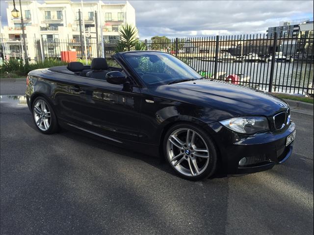 2010 BMW 1 25i E88 MY09 2D CONVERTIBLE