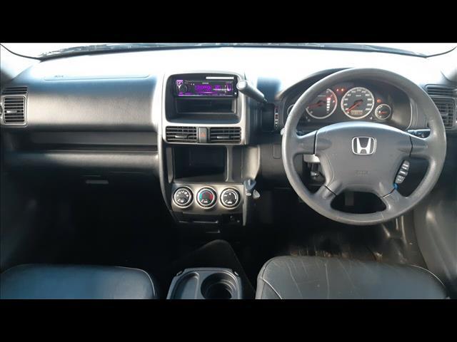 2002 HONDA CR-V (4x4) SPORT MY03 4D WAGON