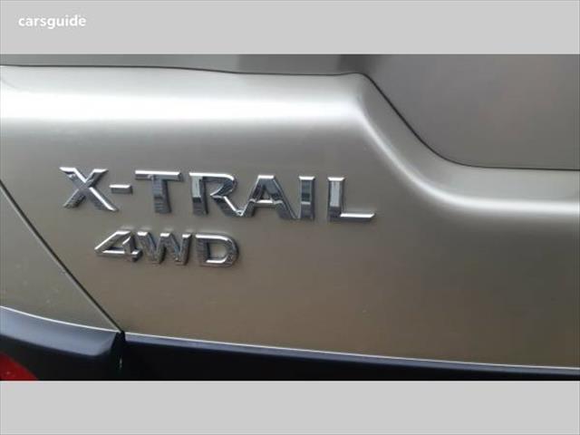 2012 NISSAN X-TRAIL ST (4x4) T31 SERIES 5 4D WAGON