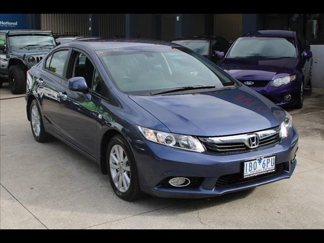2014 Honda Civic Vti Ln Series 2 Upgrade 4d Sedan