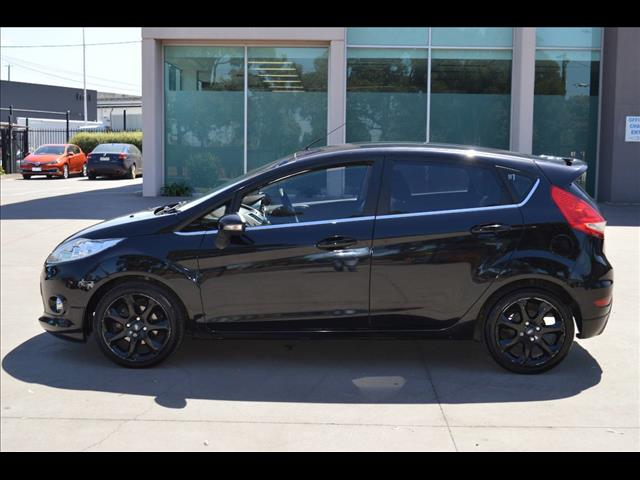 Ford Fiesta Zetec Wq D Hatchback